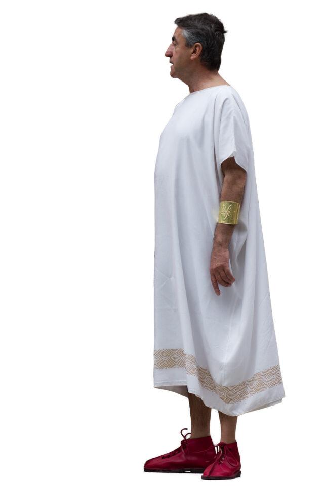 disfraz de romano hombre