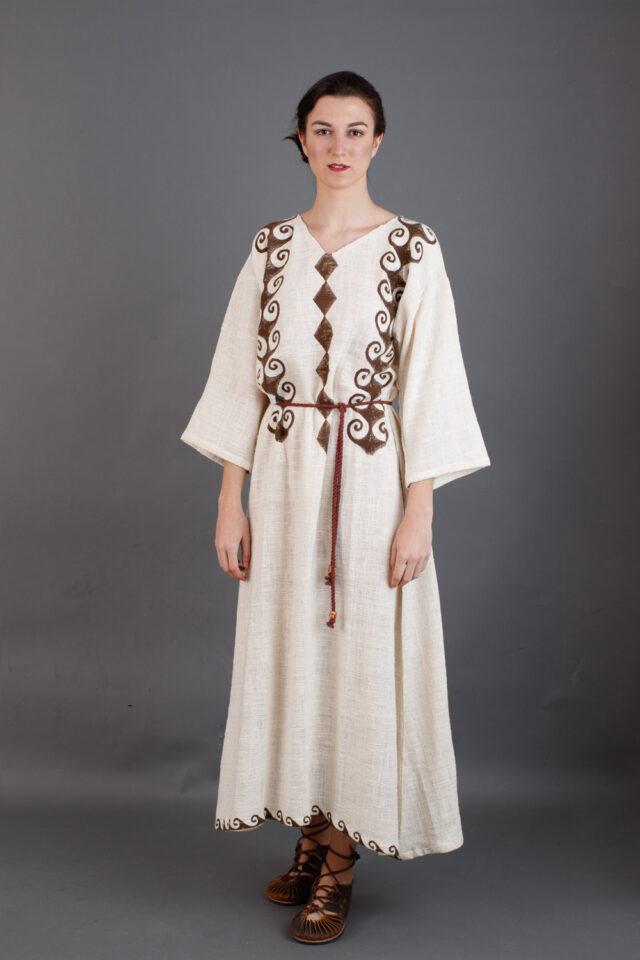 Disfraz Vikinga Celta Mujer Castrexa Vestimenta Ku5l1cJTF3